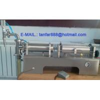 Wholesale Semi-automatic Liquid Filling Machine from china suppliers
