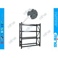 Wholesale Heavy duty Steel Pallet Storage Racks for Warehouse , Plastic Powder Coating from china suppliers