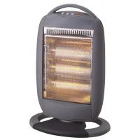 Wholesale electric heater halogen heater NQ1205A (NSB-120U) 3 heat setting:400W/800W/1200W oscillating function from china suppliers
