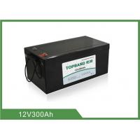 Wholesale RV Camper 12 V 300AH LiFePO4 Rechargeable Battery High Capacity max 4S4P from china suppliers