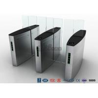 Wholesale Stainless Steel Access Control Turnstiles , Sliding Turnstile Security Systems from china suppliers
