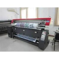 Wholesale 1440dpi high resolution fabric sublimation printer with mirco DX5 head,1.8m thermal heater from china suppliers