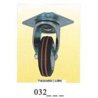 Wholesale Industrial Caster caster double yellow line 032 from china suppliers