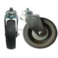 Quality Shopping Cart Wheel (MJYI-CS5TPRDB) for sale