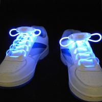Wholesale Boys Girls Kids Flash Party Disco LED Shoelaces String Light from china suppliers
