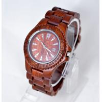 Wholesale Custom bamboo Wooden Wrist Watch for women / quartz wooden watch from china suppliers