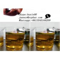 Wholesale Pre Finished Testosterone Enanthate Injectable Oil For Muscle Building from china suppliers