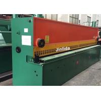 Wholesale 4300mm Automatic Wire Netting Gabion Mesh Cutting Machine , Max Diameter 4.0mm from china suppliers