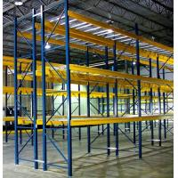 Wholesale Anti-Corrosion Hot Dip Galvanized Polished Heavy Duty Warehouse Steel Storage Shelving from china suppliers