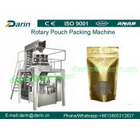 Wholesale Full Automatic Automatic Pouch Packing Machine , chocolate coffee packing machine from china suppliers
