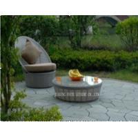Wholesale Balcony Table And Chairs Set Outdoor Seating Furniture With Round Table from china suppliers