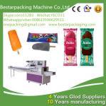 Wholesale High speed ice cream packing machine,ice cream bar wrapping machine,stick ice lolly packing machine from china suppliers