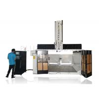 Wholesale Big Size Thermwood Cnc Router 3d Molding Machine , 4 Axis Cnc Foam Cutter Machine from china suppliers