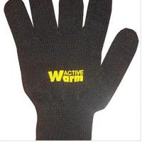 Wholesale M Black Knitted Cotton Safety Hand Gloves With Logo Embroidery from china suppliers