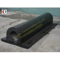 Wholesale Harbor Collision Avoidance D Shaped Rubber Bumper 300H x 3000L from china suppliers