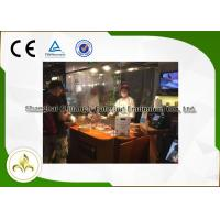 Wholesale Food Plaza / Buffet Car Mobile Teppanyaki Grill Table Electric Hibachi Cooktop from china suppliers