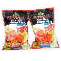 Quality natural vacuum dehydrated fruits vegetable chips crisps snack food for sale