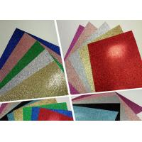 Wholesale Handmade Color Corrugated Glitter Card Paper Holiday Decoration For Card Making from china suppliers