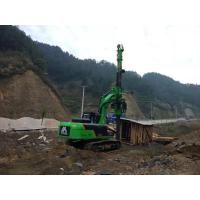 Wholesale Pile Boring Equipment / Rotary System Drilling Rig 24m Depth 1200mm Diameter KR50C from china suppliers