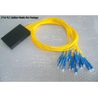 Wholesale 1x16 PLC SC/APC ABS packing Fiber Optic Splitter applied in FTTX networks from china suppliers