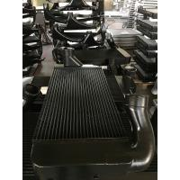 Wholesale Automotive Aluminum bar& plate radiator water cooler for automotive after market from china suppliers