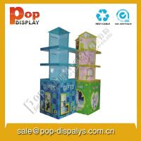 Wholesale Marketing Pallet Display Stands , Cardboard Display Boxes from china suppliers