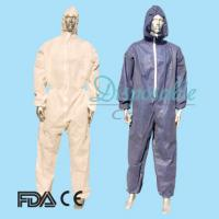 Wholesale Cheap safety coverall workwear uniforms / working coverall from china suppliers