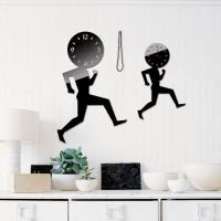 Wholesale Hot sale 3D Wall Clock mirror acrylic wall clock mirror acrylic wall clock from china suppliers