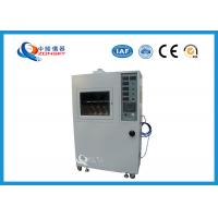 Wholesale IEC 60587 Stainless Steel High Voltage Automatic Tracking Testing Equipment / Test Chamber from china suppliers