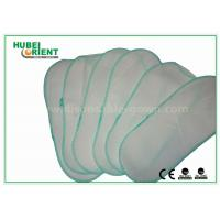 Wholesale Spa Center Disposable White Slipper Open Toe Or Closed Toe With Soft PP Materials from china suppliers