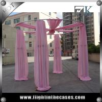 Quality innovative wholesale alibaba pipe and drape mandap decoration for wedding party for sale