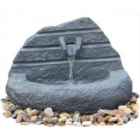 Wholesale Natural Stone Carved Irregular Figure Garden Water Fountains Outdoor from china suppliers