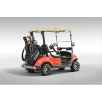 Wholesale Colorful 48V 3 KW Club 2 Seater Golf Carts , Battery Operated Electric Golf Buggy from china suppliers