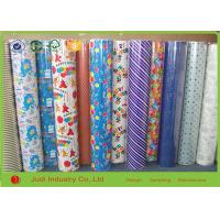 Wholesale Multi Color Roll Wrapping Paper 70cm X 300cm Gravure Printing For Present Package from china suppliers