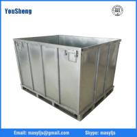 Wholesale Durable large load bin storage container for forklifts from china suppliers