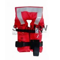 Wholesale Polyester Oxford SOLAS Child / Kids Life Jackets Flotation Foam lifevest from china suppliers