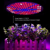 Wholesale 50W UFO Hydroponics LED Grow Light Bulb For Indoor Plants , 120 Degree Angle from china suppliers
