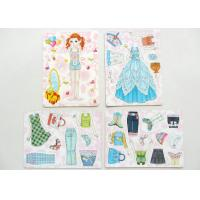 Wholesale Customised Design Your Own Magnetic Dress Up Toys Puzzles for Children Early Education from china suppliers