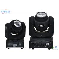 Wholesale Double Face 4X10W 4in1 Mini Moving Head Stage Light Spot Light Wash Light from china suppliers
