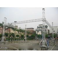 Wholesale Advertising Performance Stage Aluminum Truss Spigot Square Recycled Long Span from china suppliers