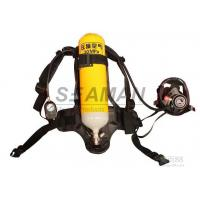 Wholesale 6L 300 Bar SCBA - Air Firefighters Breathing Apparatus Steel Cylinder from china suppliers