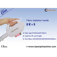 Wholesale Elight Hair Removal Equipment Ipl Handle from china suppliers