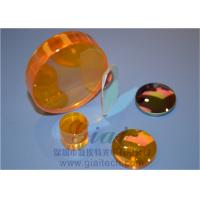 Wholesale Optical Zinc Selenide Lens ZnSe Windows / Focus Lens for Laser Cutting Machine from china suppliers