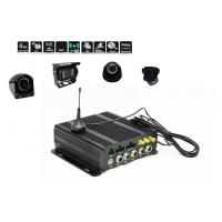 Wholesale Dual SD Card Mobile DVR Ahd 720P Mobile DVR 3G / 4G WIFI GPS Realtime Monitoring Car DVR from china suppliers