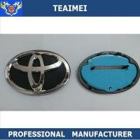 Wholesale Toyota Car Brands Logo Names Badge With ABS Plastic Grill Emblem from china suppliers