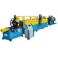 Wholesale Door Frame / Shutter Cold Roll Forming Machine Fast With Conveying Platform from china suppliers