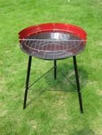 Wholesale 14′′ Simple Grill Charcoal BBQ from china suppliers
