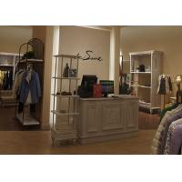 Wholesale Fashional Bedroom Clothing Store Furniture , Retail Store Display Furniture from china suppliers