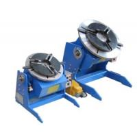 Wholesale Variable Speed Round Welding Positioner Turntable Table 500kg Rotate Capacity from china suppliers