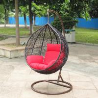 Wholesale Indoor Furniture hanging swing chair /rattan swing chair from china suppliers